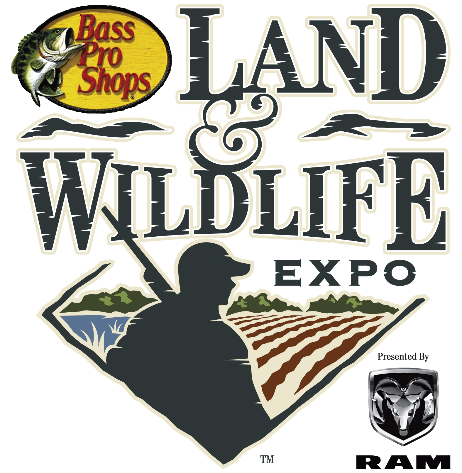 Land & Wildlife Expo Logo